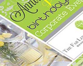 Fab Little Events Flyers