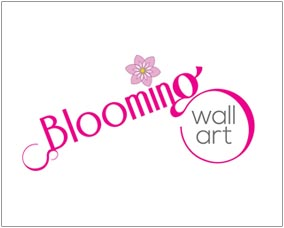 Blooming Wall Art Identity