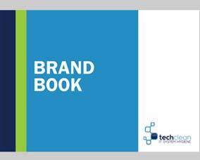 Techclean Brand Identity