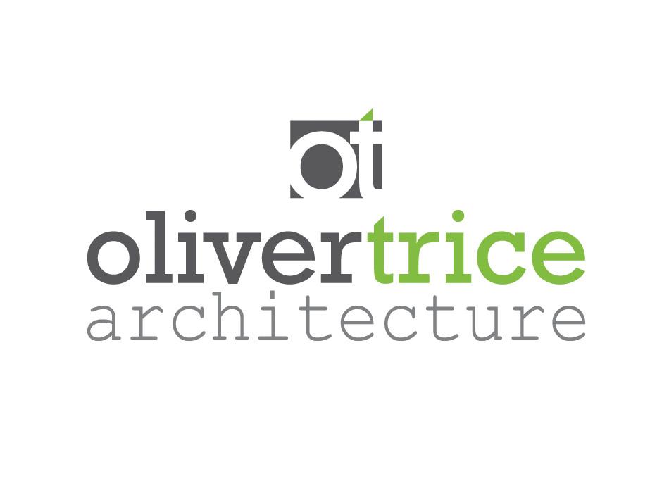 Oliver Trice Architecture Logo Design